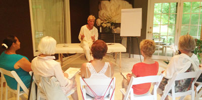 Small Group Treatment Intensive with Dr Sue Morter