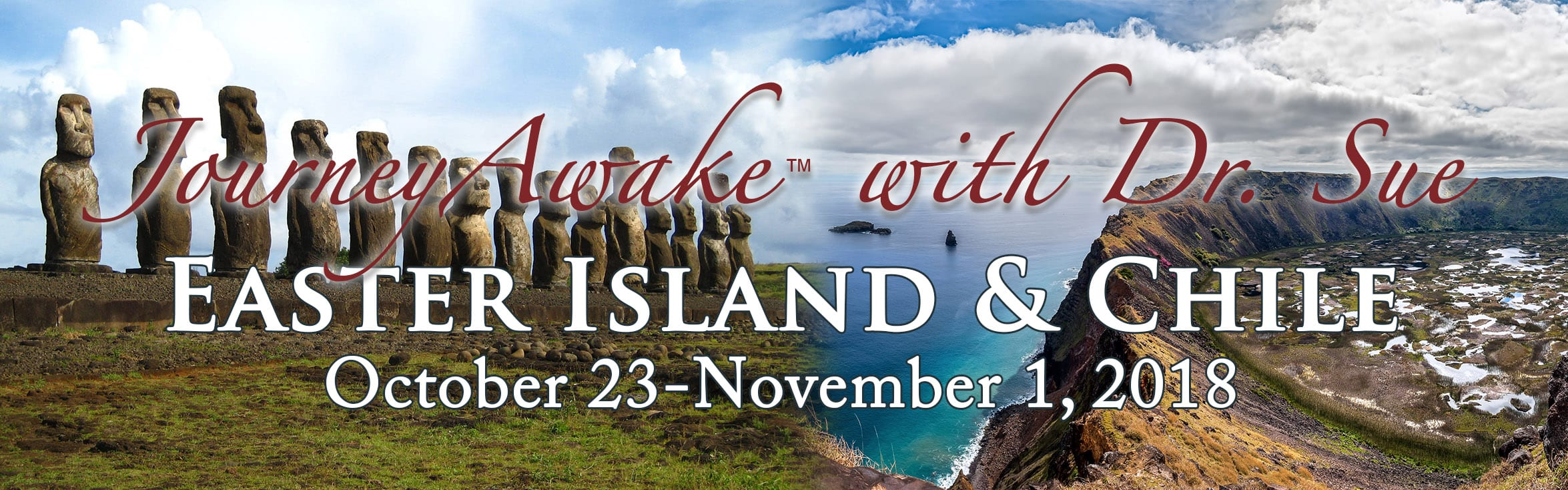 JourneyAwake to Easter Island and Chile