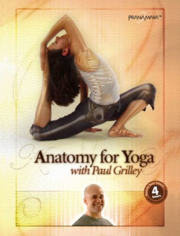 Anatomy for Yoga DVD cover